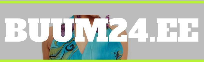 Buum24 e-pood lauamängud, raamatud, pidulikud kleidid