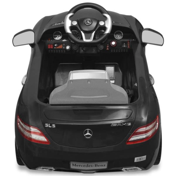 Lasteauto Mercedes Benz SLS AMG, must
