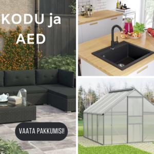 Kodu ja aed
